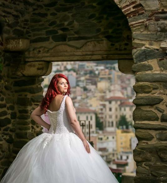 Trash the dress Grecia