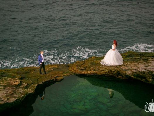 Poze Trash the dress