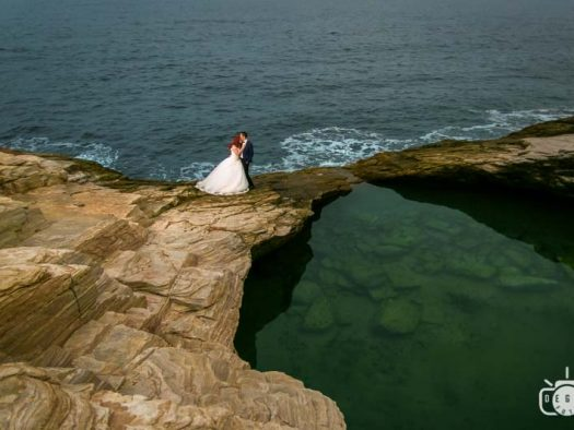 Trash the dress Thasos