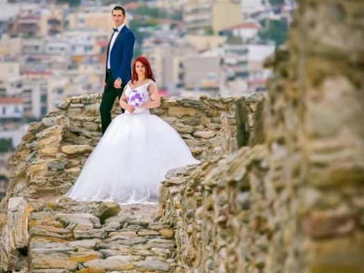 Fotografii trash the dress Grecia